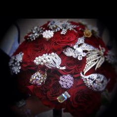 My wedding bouquet!