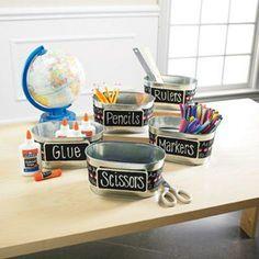 Teacher Appreciation Buckets