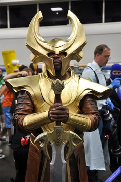 Heimdall from Thor