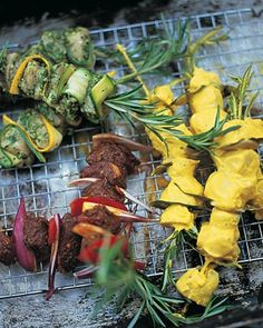 the best marinated fish kebabs food-and-drink kabob, chicken kebab, food, marin chicken, kebabs, jami oliv, lamb, jamie oliver, fish kebab