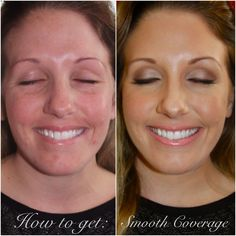 Even out your skin tone with these steps and cover blemishes perfectly!