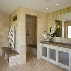 Walk-in Shower Design, Pictures, Remodel, Decor and Ideas - page 3