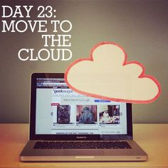 Time to set up a cloud service! Find out why you should move to the cloud on Geeksugar.com.