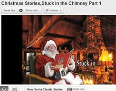 Santa Jim's You Tube channel of all sorts of Christmas stories.  Also visit http://www.merry-christmas-story.com