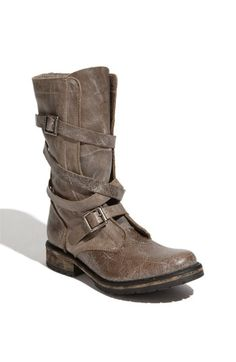 Buckled Boots