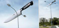Creative Ads Oversized Objects | Bates Malayasia