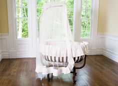 Lovely cradle!