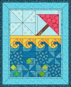 Super Sea quilt design  on EQ1