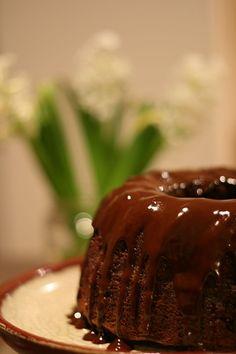 David Lebovitz's Chocolate cake...