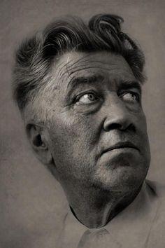 David Lynch | by Krijn van Noordwijk