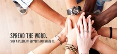 Scleroderma Aware: Spread the word
