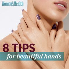 8 Tips for Beautiful Hands  Photo by: Alexandre Weinberger
