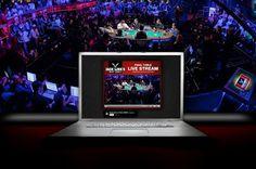 WSOP.com to live web stream 60 WSOP Gold Bracelet Final Tables!