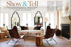 Ahhhh decor, interior, mirrors, living rooms, tree stumps, chairs, hous, live room, design