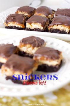 Snickers Brownie Bit