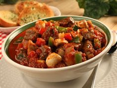 Sicilian Beef One-Pot #Recipe #Dinner