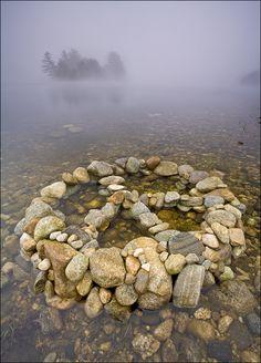 Peace Island, Quabbin Reservoir, Mass