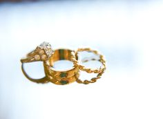 gold-antique-wedding-rings