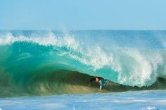 That's gonna smart. Photo of the Day: Dylan Graves, Caribbean. Photo: @chrisburkard