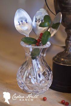 A Spoonful of Merry Christmas - Cedar Hill Farmhouse