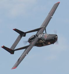 Cessna O-2 Skymaster  The Army's Airforce