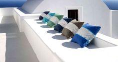 Cote sud est ouest paris on pinterest mid century modern bauhaus and frenc - Tissus bleu turquoise ...