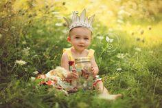 Pebbles & Polka Dots Photography - Crown Prop White TFJ Designs Prop Junkie COPJ