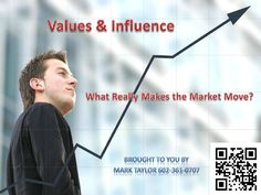 How rising values in