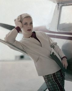 Smooth -- classic Grace Kelly style