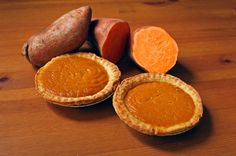 "The secret to the sweet potato pies Matthew Raiford's Nana makes is their size. ""When you eat sweet potato pie, you're supposed to have just..."