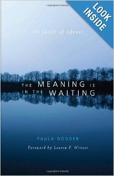 The Meaning is in the Waiting: The Spirit of Advent by Paula Gooder