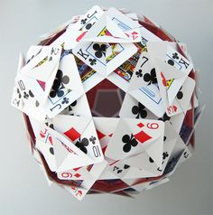 Playing Cards Polyhedron