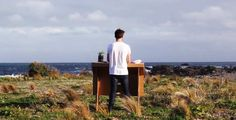 Refold Cardboard Standing Desk will Change the Way You Work