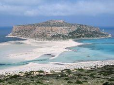 Balos, Kreta, greece