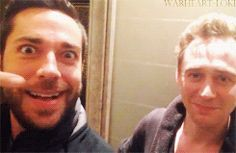 I love these two :) gif