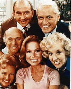 Mary Tyler Moore show's gang!