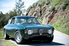1967 Giulia Sprint GT Veloce Alfa Romeo