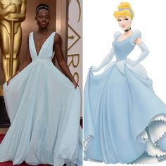 Lupita Nyong'o is a Disney princess and we have proof.