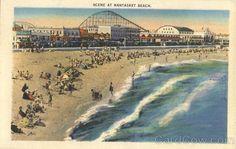 Paragon Park Nantasket Beach; Hull, MA
