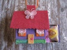 Tiny Little Dollhouse