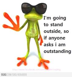 laugh, outstand, quotesfunni stuff, funni thing, frog, giggl, inspir, smile, friend