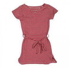 Imps  Elfs Striped Red Dress