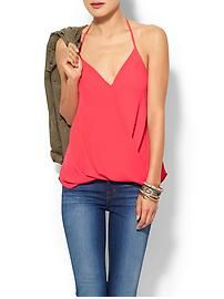 Eight Sixty Scarf Front Cami