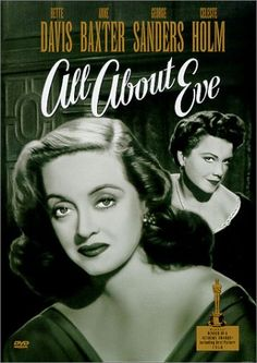 """a dramatic film from 1950 that received 14 Academy Award nominations (which was not accomplished by any other film until 1997's """"Titanic"""") - the only film to receive four nominations for female roles (two for Best Actress and two for Best Supporting Actress) - and won six Academy Awards - Best Picture, Best Supporting Actor, Best Costume Design for a Black-and-White film, Best Director,  Best Writing (Screenplay) & Best Sound Recording. starred Bette Davis as Margo Channing."""