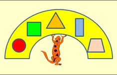 2d Shape Worksheets Sally Salamander