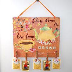 cute idea for the kitchen