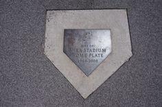 Shea Stadium Home Plate