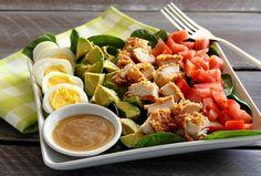 Paleo Macadamia Nut Chicken Salad