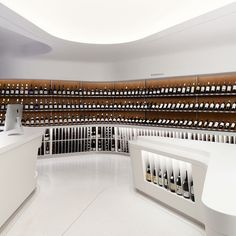 Vintry Fine Wines Shop New York | Roger Marvel Architects