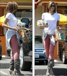 My future wife buying a round of coffee...